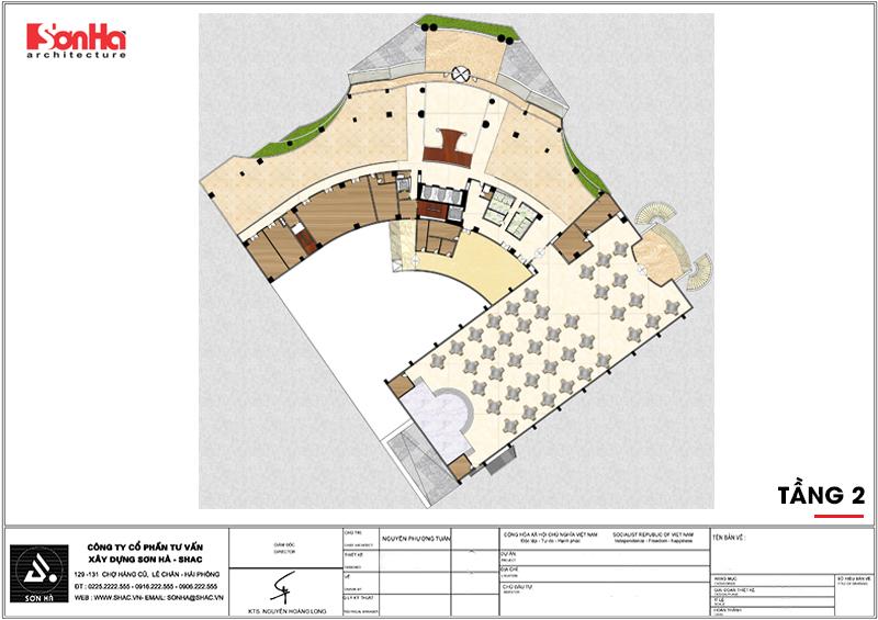 Tỉnh Phú Yên động thổ thêm một dự án trọng điểm của năm – dự án Trung tâm TMDV ô tô, khách sạn và văn phòng cho thuê Dũng Tiến do Sơn Hà Architecture thiết kế – SH KS 0062 11