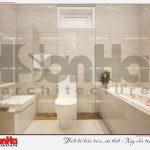 14 Mẫu nội thất phòng tắm wc biệt thự tân cổ điển khu đô thị vinhomes hải phòng
