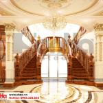 14 Mẫu nội thất sảnh thang biệt thự tân cổ điển có sân vườn khu đô thị vinhomes hải phòng sh btp 0125