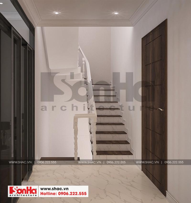 Thiết kế nội thất biệt thự đơn lập Vinhomes Imperia phong cách tân cổ điển 15