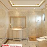 16 Mẫu nội thất phòng tắm wc biệt thự tân cổ điển khu đô thị vinhomes hải phòng sh btp 0125