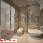 16 Mẫu nội thất phòng tắm wc biệt thự tân cổ điển khu đô thị vinhomes hải phòng vhi 0001