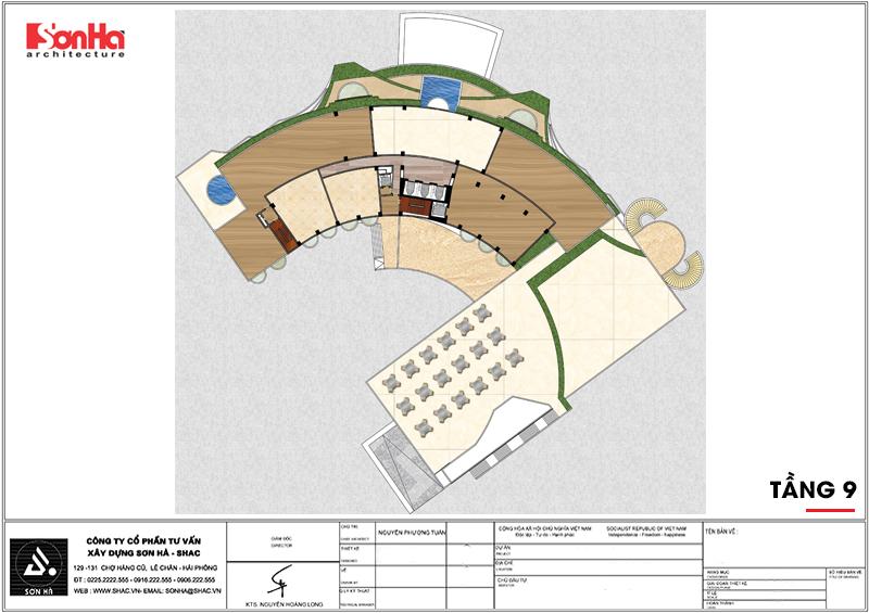 Tỉnh Phú Yên động thổ thêm một dự án trọng điểm của năm – dự án Trung tâm TMDV ô tô, khách sạn và văn phòng cho thuê Dũng Tiến do Sơn Hà Architecture thiết kế – SH KS 0062 14