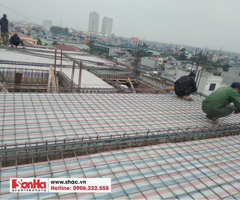 Thiết kế khách sạn mini 2 sao tân cổ điển đẹp tại Nam Định - SH KS 0061 29