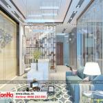 2 Mẫu nội thất quầy lễ tân phong cách hiện đại khách sạn đẹp tại nam định