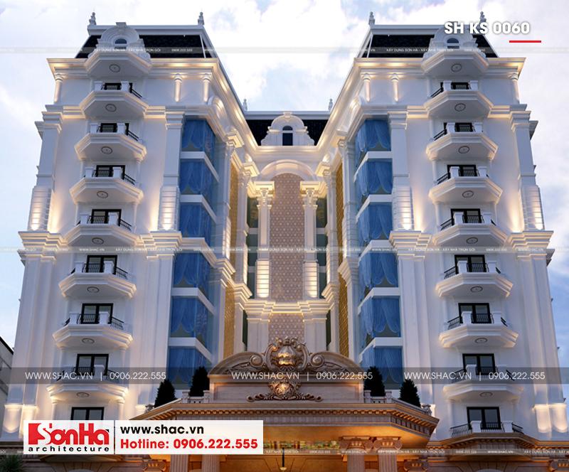 Thiết kế khách sạn tân cổ điển 4 sao 2000m2 tại Phú Quốc – SH KS 0060 4