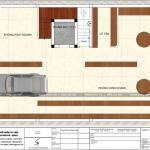 5 Mặt bằng công năng tầng 1 biệt thự cổ điển 3 tầng đẹp tại quảng ninh sh btp 0126