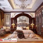 5 Thiết kế nội thất phòng ngủ vip biệt thự song lập khu đô thị vinhomes hải phòng sh btp 0125