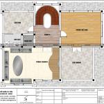 6 Mặt bằng công năng tầng 4 biệt thự lâu đài kiến trúc châu âu tại đà nẵng sh btld 0038