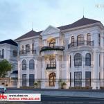 6 Mẫu thiết kế phương án 4 biệt thự 3 tầng khu đô thị vinhomes hải phòng sh btp 0125