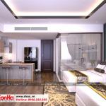 7 Thiết kế nội thất phòng ngủ vip khách sạn 2 sao tại nam định sh ks 0061