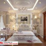 8 Mẫu nội thất phòng ngủ 3 biệt thự tân cổ điển 3 tầng khu đô thị vinhomes hải phòng sh btp 0125