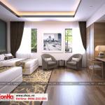 8 Mẫu nội thất phòng ngủ vip khách sạn tân cổ điển tại nam định sh ks 0061