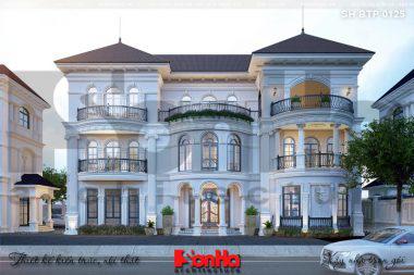 BÌA mẫu thiết kế biệt thự tân cổ điển khu đô thị vinhomes hải phòng