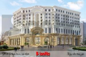 BÌA thiết kế khách sạn tân cổ điển 5 sao tại phú yên sh ks 0062