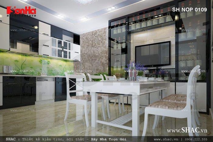 Cách nào để hóa giải cửa chính nhìn thẳng vào bếp để không gian sống tốt
