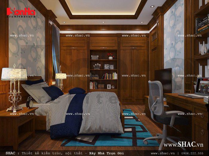 Không nên lựa chọn thiết kế phòng ngủ diện tích quá hẹp