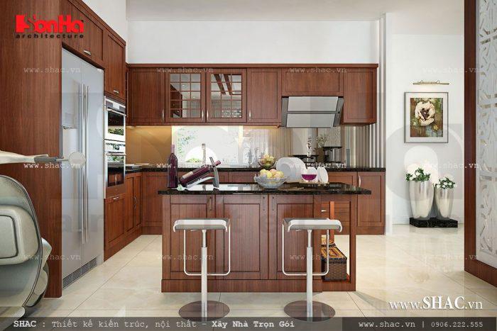 Những lưu ý về diện tích phòng bếp tiêu chuẩn và phong thủy bếp đẹp