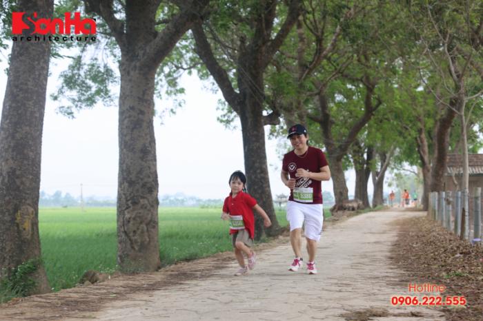 Sơn Hà Architecture tham gia chạy bộ gây quỹ học bổng GẠO (2)