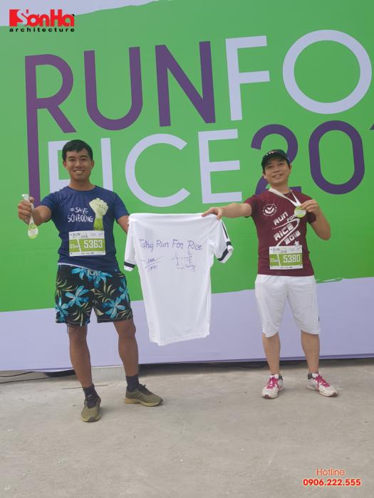 Sơn Hà Architecture tham gia chạy bộ gây quỹ học bổng GẠO (5)