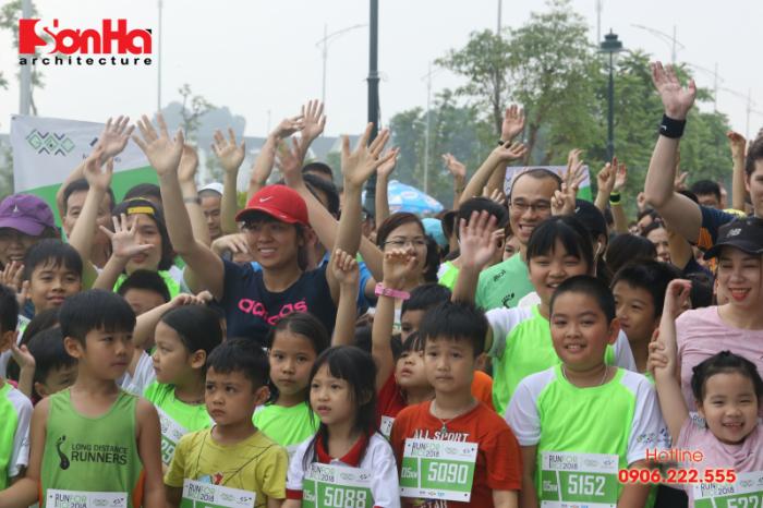 Sơn Hà Architecture tham gia chạy bộ gây quỹ học bổng GẠO (9)