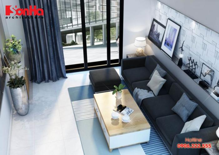 Thiết kế nội thất phòng khách diện tích nhỏ thế nào cho phù hợp