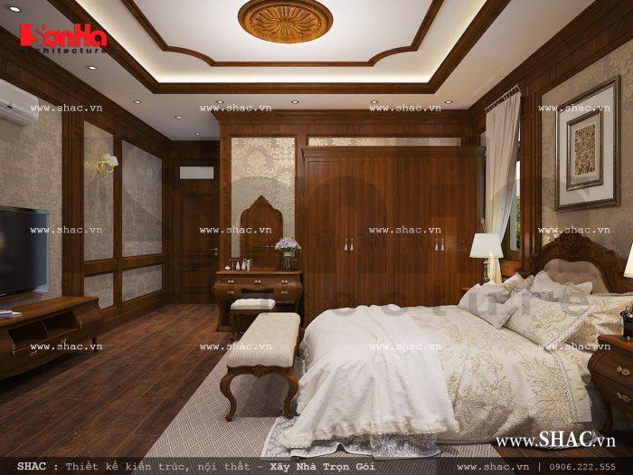Thiết kế phòng ngủ bao nhiêu m2 là hợp lý cho không gian biệt thự nhà đẹp