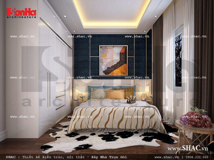 Thiết kế phòng ngủ có toilet – mẫu số 11