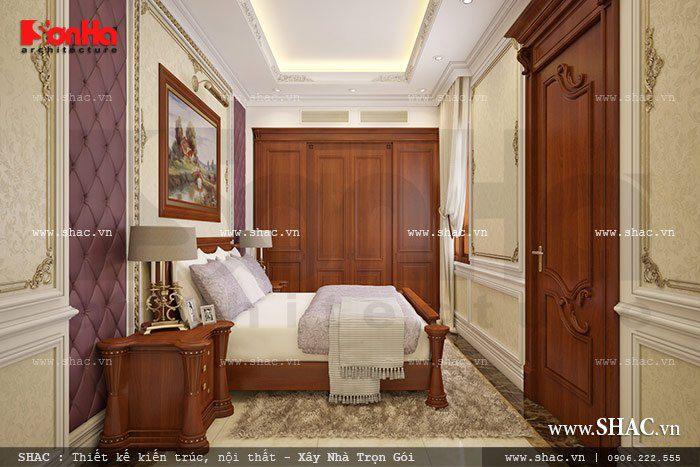 Thiết kế phòng ngủ có toilet – mẫu số 14