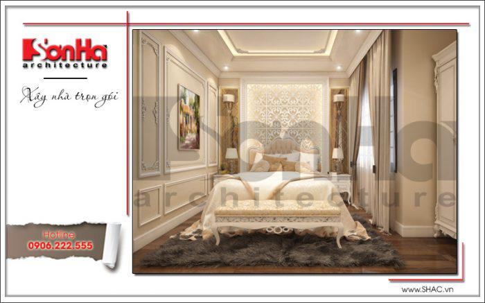 Thiết kế phòng ngủ có toilet – mẫu số 2