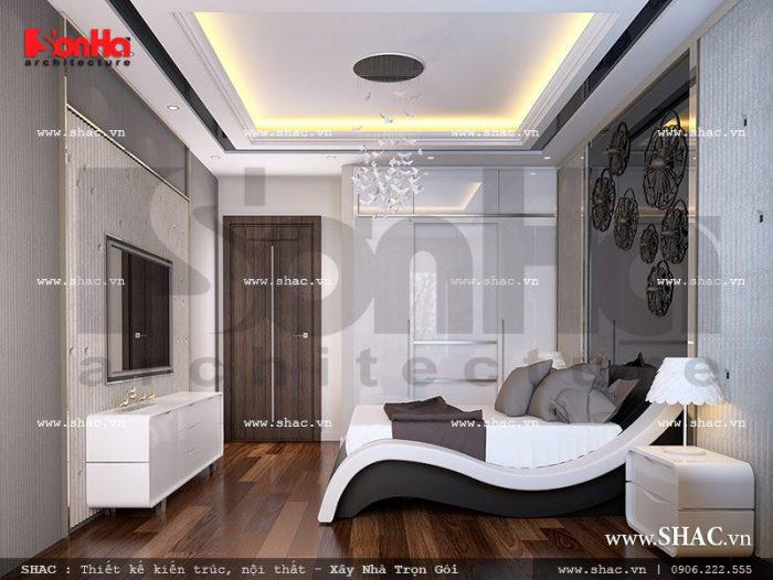 Thiết kế phòng ngủ có toilet – mẫu số 9