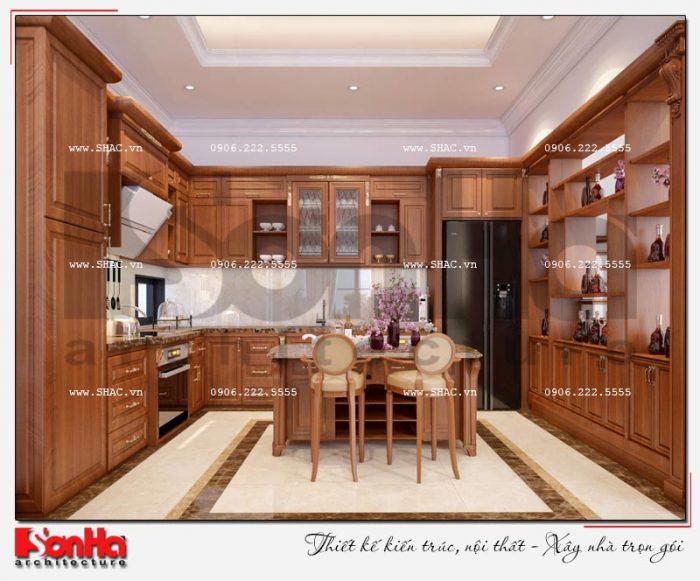 Yếu tố quan trọng quyết định hướng đặt bếp đó chính là xem hướng nhà