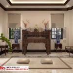 12 Mẫu thiết kế nội thất phòng thờ biệt thự tân cổ điển khu đô thị vinhomes hải phòng vhi 0002