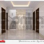 13 Thiết kế nội thất sảnh thang biệt thự song lập khu đô thị vinhomes hải phòng vhi 0002