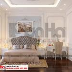 14 Mẫu nội thất phòng ngủ 8 biệt thự tân cổ điển 2 mặt tiền tại quảng ninh sh btp 0127