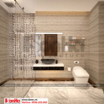 14 Mẫu nội thất phòng tắm wc biệt thự tân cổ điển khu đô thị vinhomes hải phòng vhi 0002