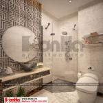 15 Thiết kế nội thất phòng tắm wc biệt thự song lập khu đô thị vinhomes hải phòng vhi 0002
