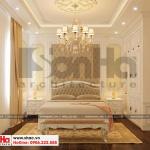 16 Mẫu nội thất phòng ngủ 10 biệt thự tân cổ điển tại quảng ninh sh btp 0127