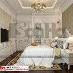 17 Thiết kế nội thất phòng ngủ 11 biệt thự tân cổ điển đẹp tại quảng ninh sh btp 0127