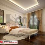 18 Mẫu nội thất phòng ngủ 12 biệt thự tân cổ điển mái thái tại quảng ninh sh btp 0127