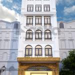 4 Mẫu tòa nhà văn phòng tân cổ điển đẹp tại quảng ninh sh vp 0035