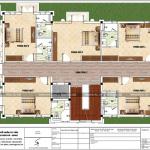 5 Mặt bằng công năng tầng 2 biệt thự tân cổ điển 2 mặt tiền tại quảng ninh sh btp 0127