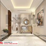 5 Thiết kế nội thất gara biệt thự song lập khu đô thị vinhomes hải phòng vhi 0002