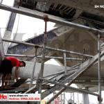 6 Ảnh thi công nhà ống pháp diện tích 150m2 tại hải phòng sh nop 0175