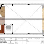 6 Mặt bằng công năng tầng lửng tòa nhà văn phòng phong cách châu âu tại quảng ninh sh vp 0035