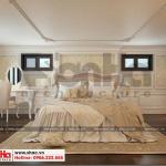 7 Thiết kế nội thất phòng ngủ 1 biệt thự tân cổ điển đẹp tại quảng ninh sh btp 0127