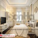 8 Mẫu nội thất phòng ngủ 2 biệt thự tân cổ điển mái thái tại quảng ninh sh btp 0127