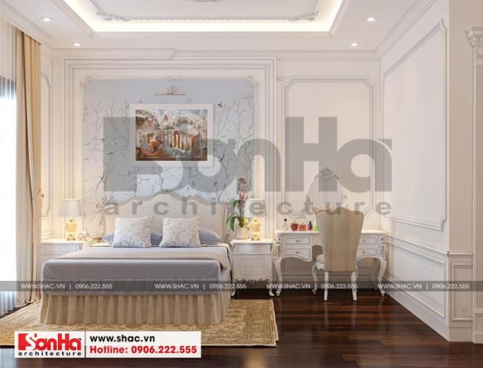Mẫu nội thất phòng ngủ thiết kế độc đáo, cá tính mang đến không gian nghỉ ngơi lý tưởng cho chủ nhân căn phòng