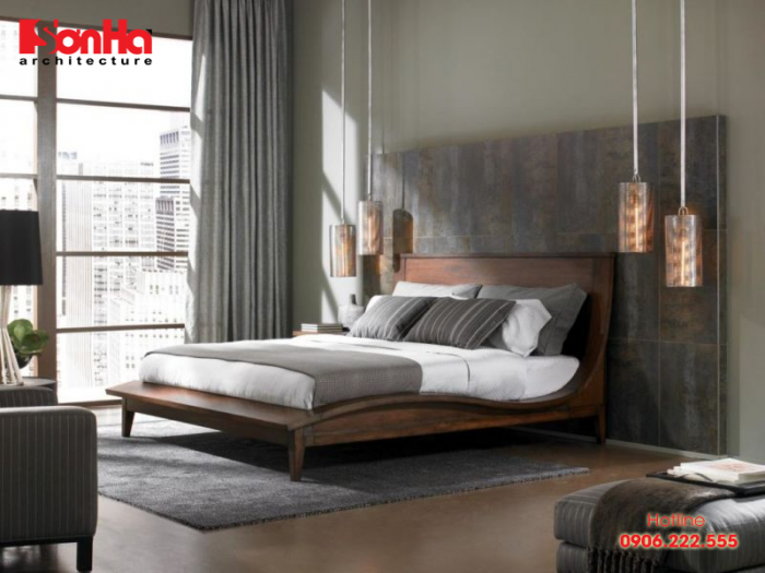Cách cặt và hướng kê giường phòng ngủ đúng phong thủy