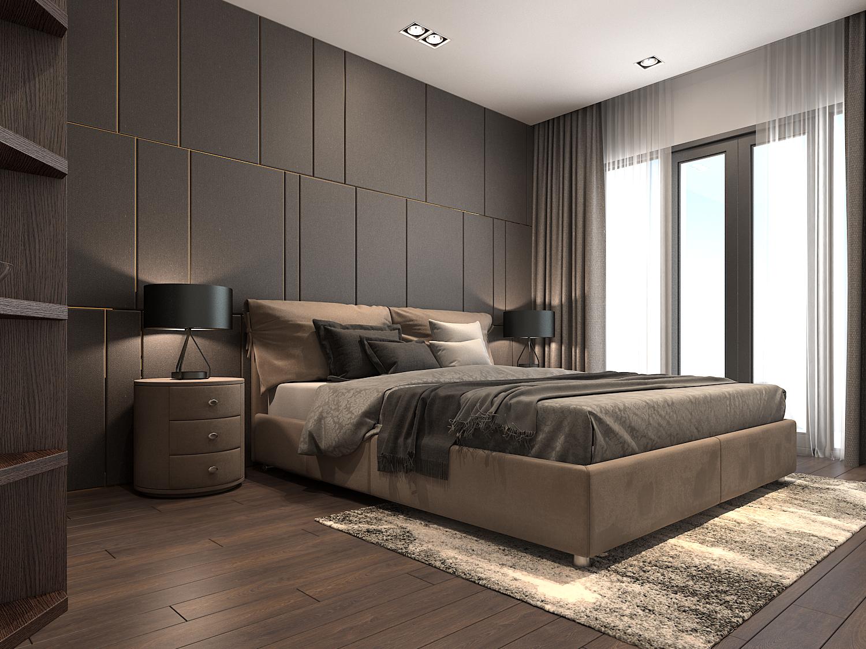 Phòng ngủ vintage - mẫu phòng ngủ đẹp đơn giản vạn người mê